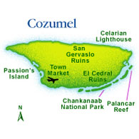 Last Minute Vacations to Cozumel and Cozumel discount vacation packages.