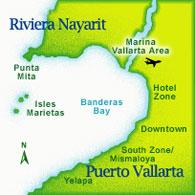 Puerto Vallarta Vacation deals and last moment vacations to Puerto Vallarta .