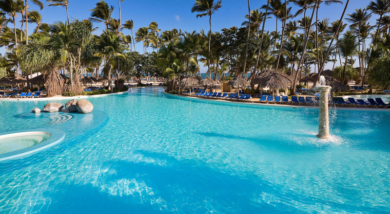 Last minute Melia Caribe Tropical Resort Punta Cana air and hotel vacation packages