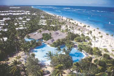 Last minute Punta Cana air and hotel vacation packages