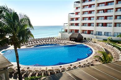 Last minute Crown Paradise Cancun