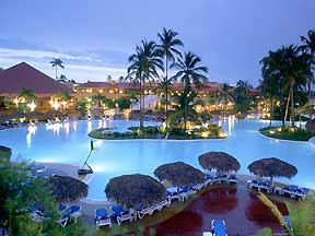 Last minute Occidental Grand Punta Cana Punta Cana air and hotel vacation packages