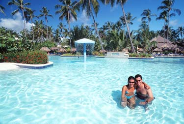 Punta Cana vacations and Punta Cana air and hotel vacation packages