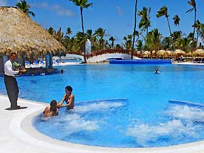 Last minute Gran Bahia Principe Punta Cana air and hotel vacation packages