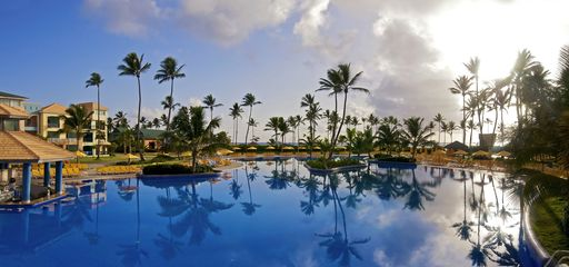 Last minute Ocean Blue Golf & Beach Resort Punta Cana air and hotel vacation packages